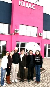 2008 students at the Kosovo Institute of Journalism and Communications.
