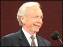Senator Joe Lieberman, (I) CT