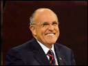 Despite what Rudy Giuliani says, John McCain wants to bring a resolution before the United Nations Security Council.