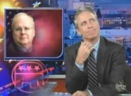 "On Wednesday's ""The Daily Show,"" Jon Stewart exposes hypocrisy regarding Vice Presidential nominee Sarah Palin."