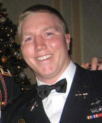 1st Lt. Jacob Fritz of Nebraska died in Iraq in january of 2007.