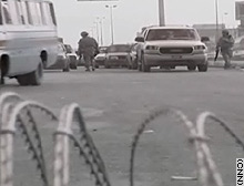 In the January 20, 2007 Karbala attack, disguised insurgents made their way through checkpoints to get inside a government compound.