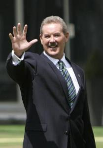 Federal regulators are curious about the way Robert Allen Stanford's reach so seldom exceeded his grasp. The Securities and Exchange Commission accused Stanford International of orchestrating a huge fraud that may have bilked investors of some $8 billion that regulators say cannot be accounted for. Photo: Lefteris Pitarakis Associated Press