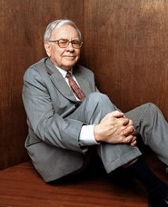 Warrenn Buffett has released his 2009 letter that gives his take on investing.