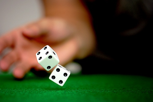 Craps against the high-rolling dark siders | JournalCetera