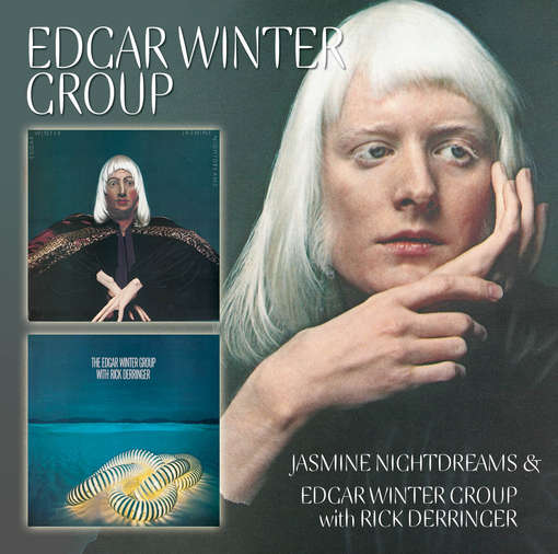 Edgar Winter During His