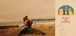 Joanne and I honeymooned on the Olympic Peninsula of Washington State in 1989.