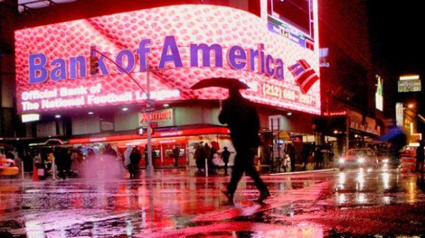 Bank-of-American-New-York-City-Branch-Raining