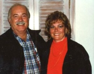 Harold Knabe and wife Kari.