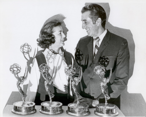 "Don and Lorena Meier received several Emmy Awards for ""Mutual of Omaha's Wild Kingdom"" program and have also underwritten several scholarships for students at the University of Nebraska."