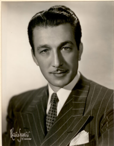A young Don Meier entered the pioneering world of television in the late 1940's after serving as an officer in WWII.