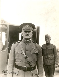 General John. J. Pershing was born in Leclede, Missouri, commanded U.S. troops in WWI, and was the only living six-star general in U.S. history.